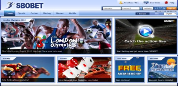 Agen Sbobet Online, Agen Sbobet Casino