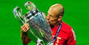 Arjen Ronbben Menjadi Penentu kemenagan Bayern Munich
