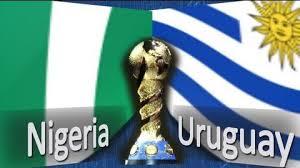 Uruguay Bungkam Nigeria Dengan Skor Tipis