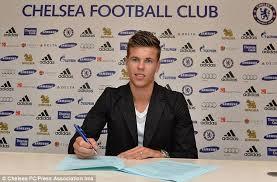Ginkel Mengincar Starting Eleven Chelsea