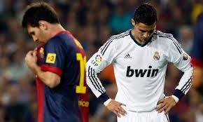 """""""Sebenarnya Ronaldo Lebih Hebat dari Messi"""""""