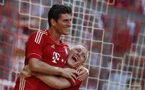 Bayern Munich Mendapatkan Kemenangan Telak