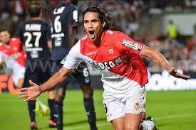 Falcao Menciptakan Gol Untuk AS Monaco