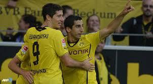 Lewandowski Membawa Poin Penuh Untuk Dortmund