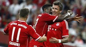 Mandzukic Membawa Bayern Munich Menang