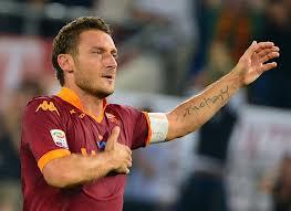 AS Roma Akan Memperpanjang Waktu Kerja Totti