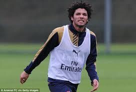 Elneny Berambisi Bawa Arsenal Raih Juara