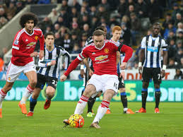 United Hanya Main Imbang Lawan Newcastle