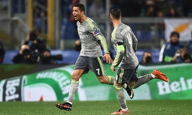 Zidane : Harus Tetap Fokus di Leg 2