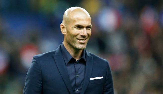 Tantangan Berat Selalu Menanti Zidane