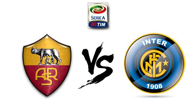 Prediksi AS Roma Vs Inter Milan 20 Maret 2016 Liga Italia