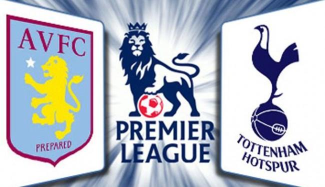 Prediksi Aston Villa Vs Tottenham Hotspur 13 Maret 2016 Liga Inggris