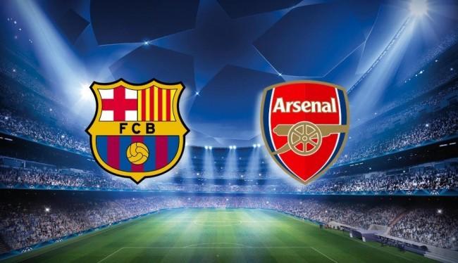 Prediksi Barcelona Vs Arsenal 17 Maret 2016 Liga Champions