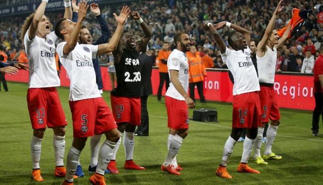 Liga Prancis Dipastikan Jatuh Ke Tangan PSG