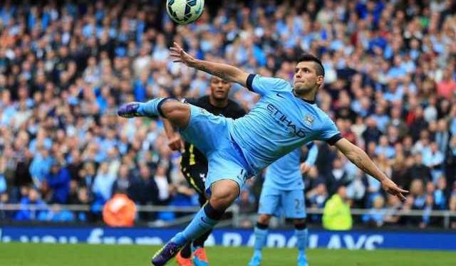 Aguero Dinilai Penyerang Berbakat Di Liga Inggris