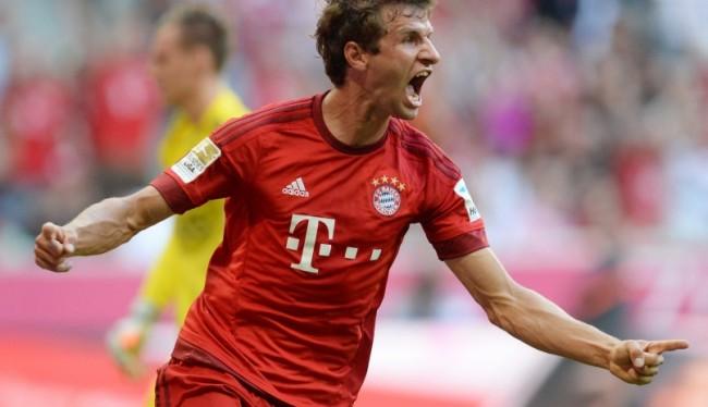 Mueller : Ambisi Saya Juara Bundesliga