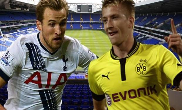 Prediksi Tottenham Hotspur Vs Borussia Dortmund 18 Maret 2016 Liga Europa