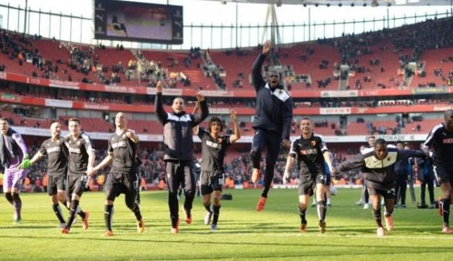 Watford Laju Ke Semifinal Piala FA