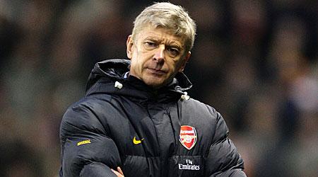Wenger Haruslah Tetap Dipertahankan