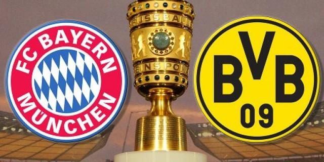 Prediksi Bayern Munchen Vs Borussia Dortmund 22 Mei 2016 Piala Jerman