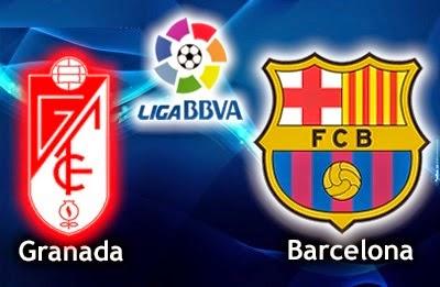 Prediksi Granada Vs Barcelona 14 Mei 2016 La Liga Spanyol