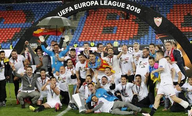 Sevilla Berturut-turut Juara Liga Eropa