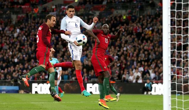 Inggris Kesulitan Kalahkan Portugal