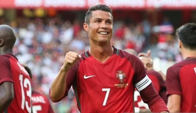 Ronaldo Tetap Fokus Di Piala Eropa 2016