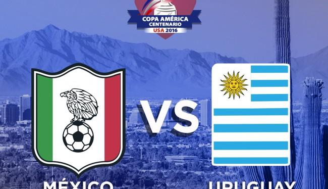Prediksi Meksiko Vs Uruguay 6 Juni 2016 Piala Amerika