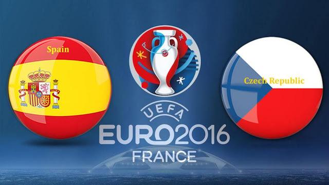Prediksi Spanyol Vs Republik Ceko 13 Juni 2016 Piala Europa