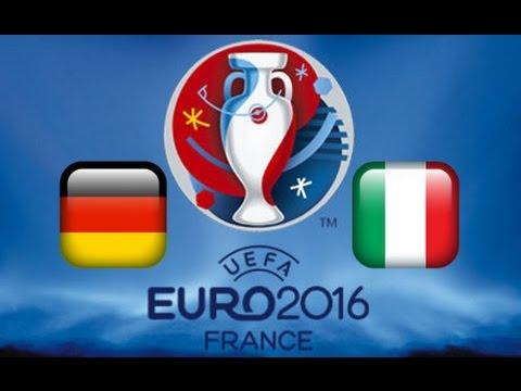 Prediksi Jerman Vs Italia 3 Juli 2016 Piala Europa