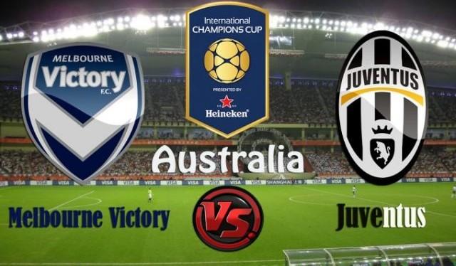 Prediksi Melbourne Victory Vs Juventus 23 Juli 2016 Champions Cup