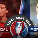 Prediksi Portugal Vs Prancis 11 Juli 2016 Piala Europa