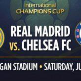 Prediksi Real Madrid Vs Chelsea 31 Juli 2016 Champions Cup