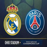 Prediksi Real Madrid Vs Paris Saint Germain 28 Juli 2016 International Champions Cup