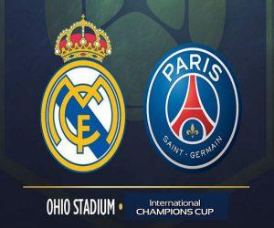 Prediksi Real Madrid Vs Paris Saint Germain 28 Juli 2016 International Champions Cup