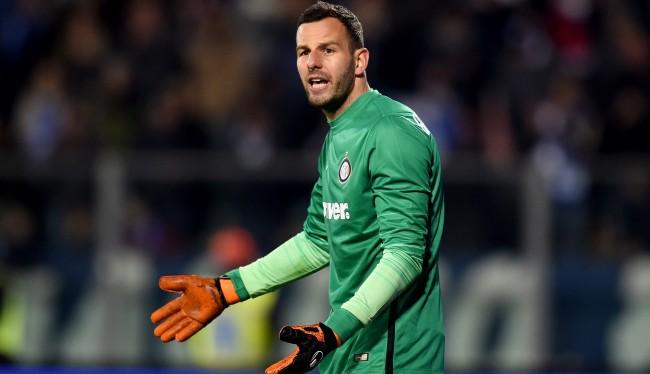Handanovic Belum Pernah Juara Saat Bela Inter