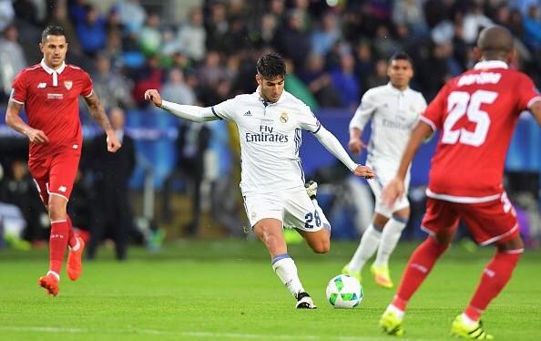 Gol Spektakuler Marco Asensio Di Madrid