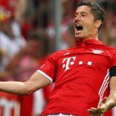 Trigol Lewandowski Getarkan Gawang Bremen