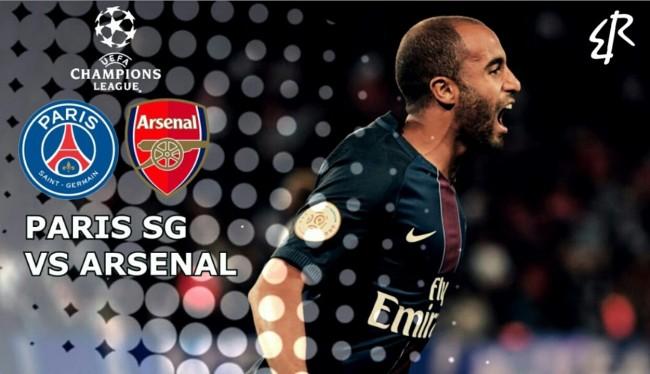 Prediksi Paris Saint Germain Vs Arsenal Liga Champions