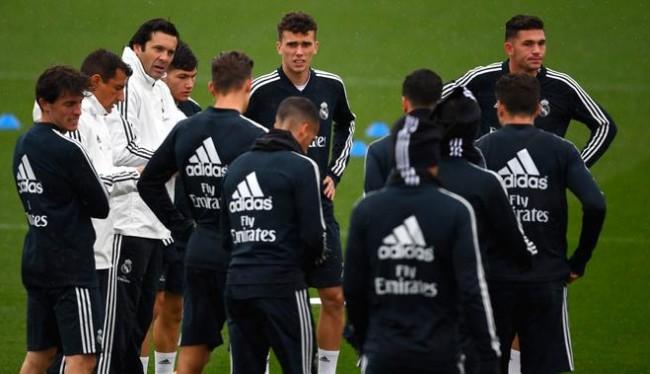 3 Pemain Real Madrid Yang Tak Masuk Rencana Santiago Solari
