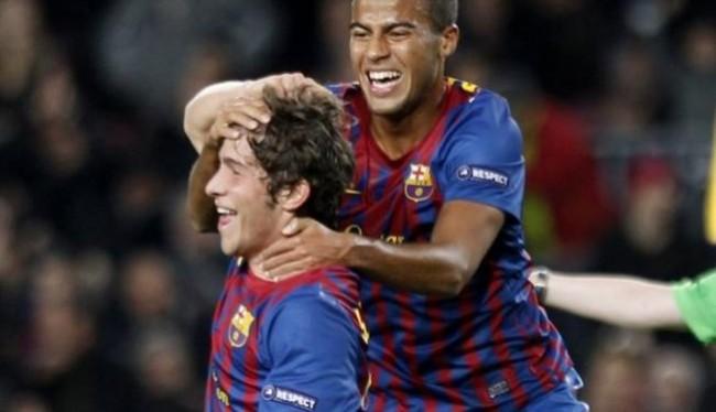 Usai Diimbangi Atletico, Barcelona Kehilangan Sergi Roberto dan Rafinha