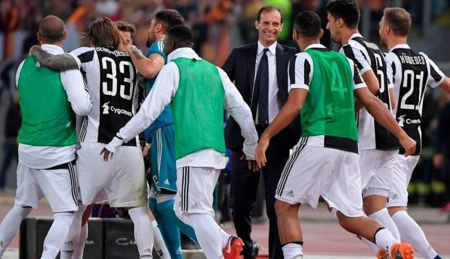 Allegri Anggap Skuad Juventus Berisikan Para Pemain Juara