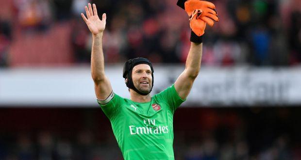 Petr Cech Umumkan Gantung Sarung Tangan