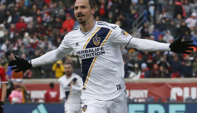 Ibrahimovic Sesumbar Akan Pecahkan Semua Rekor Di MLS