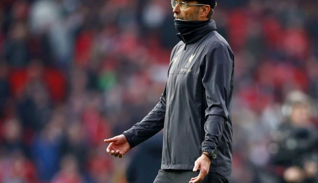 Klopp Merasa Liverpool Tak Bermain Bagus Saat Hadapi MU