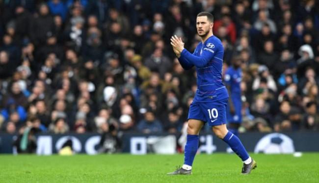 Disebut Sudah Deal Ke Madrid, Ini Reaksi Hazard