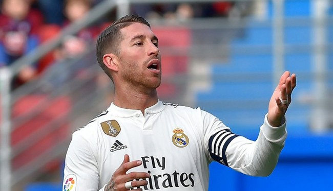 Sergio Ramos Layak Dapatkan Trofy Ballon d'Or