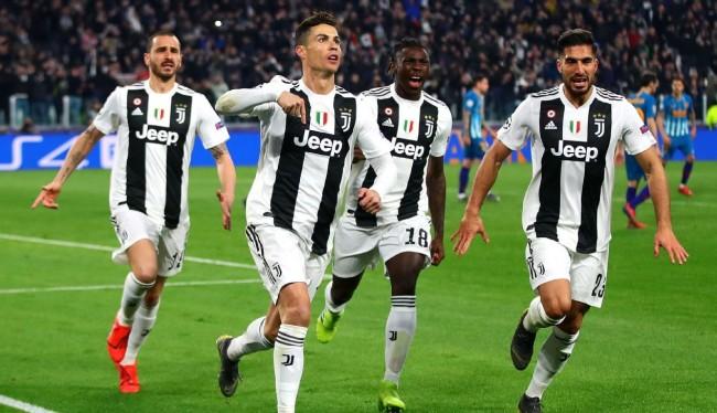 Ada Ronaldo, Matuidi Yakin Juventus Akan Melangkah Lebih Jauh Di Liga Champions