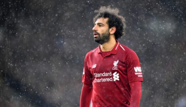 Liverpool Mulai Ketar-Ketir Dengan Menurunnya Performa Salah